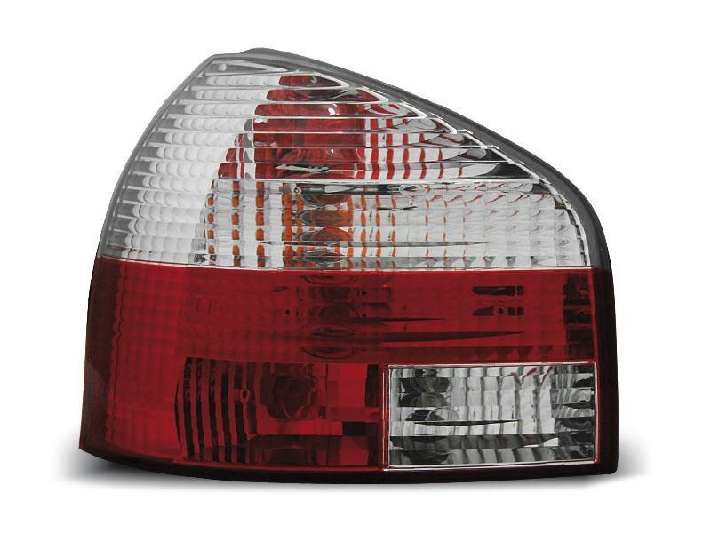 AUDI A3 08.96-08.00 Farolins  vermelho  cristal