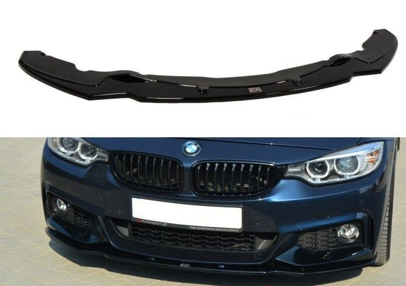 Lip BMW 4 F32 M-PACK