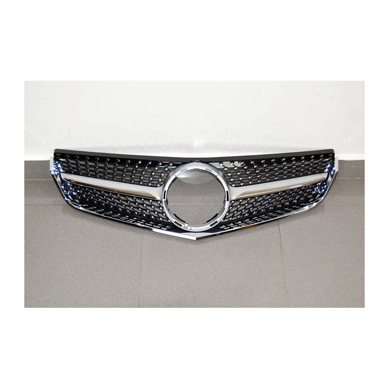 Grelha Mercedes W207 2014-2016 Look Diamond