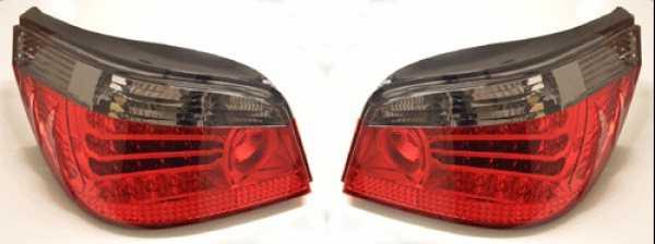 BMW E60 Farolins LED
