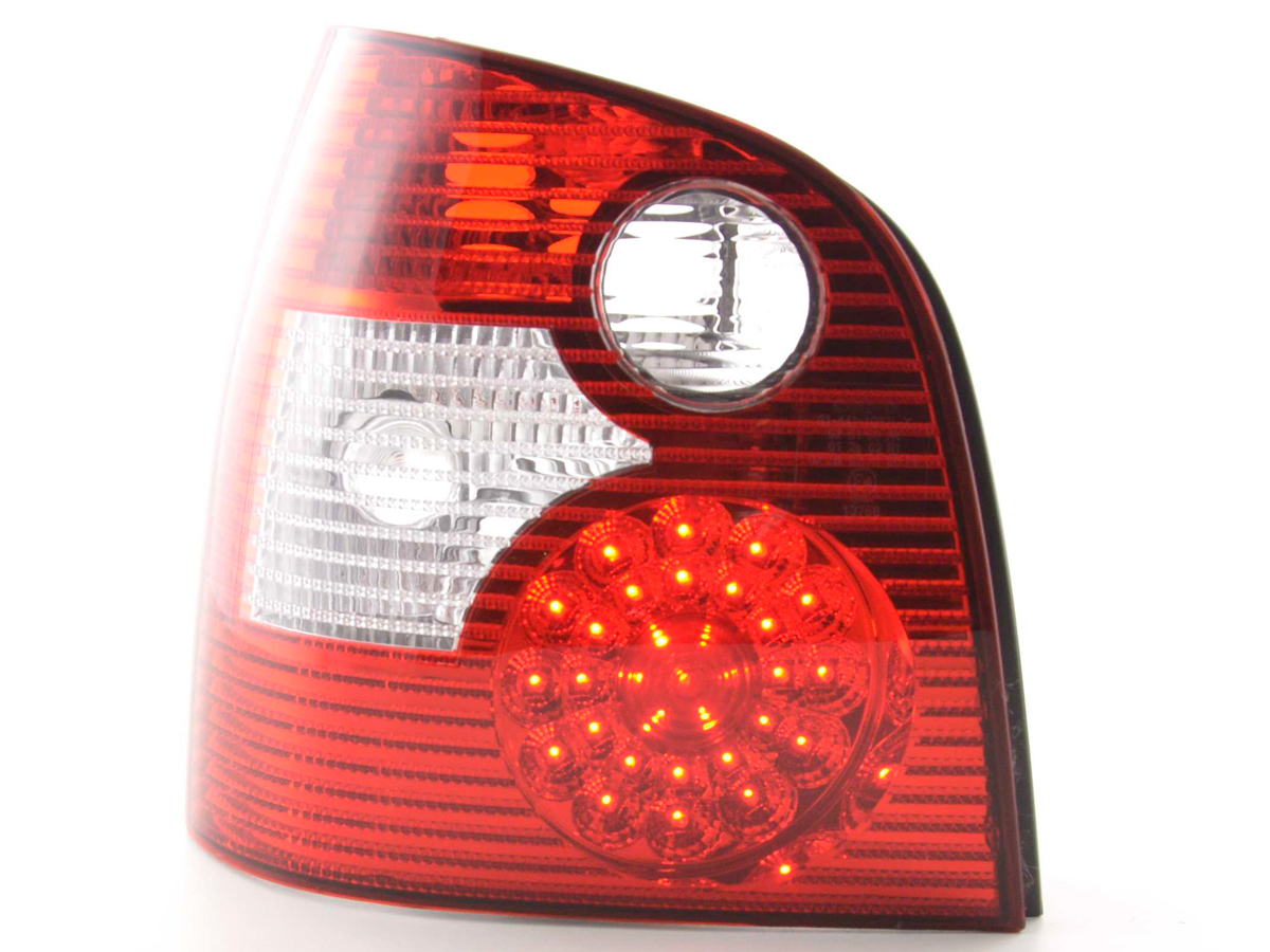 Volkswagen Polo 2002+ 9N3 Farolins LED