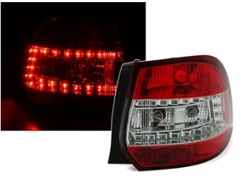 Farolins LED VW golf 5 + 6 Variant Cristal