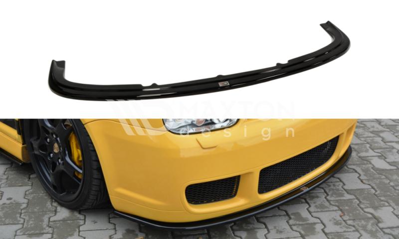 Lip VW Golf 4 parachqoques frente R32