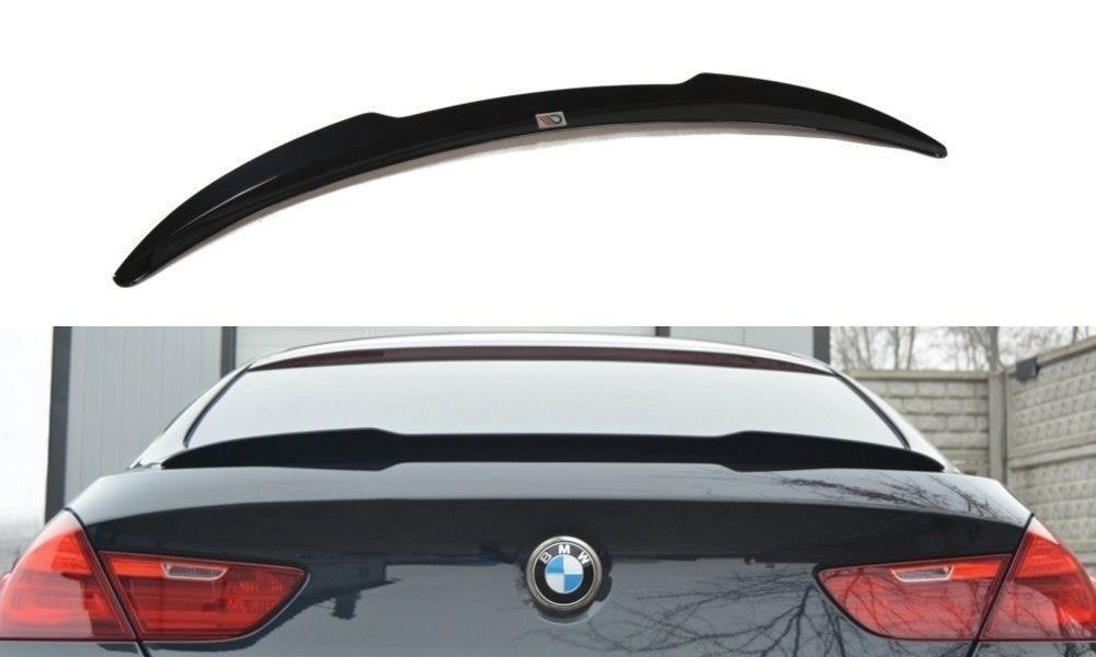 SPOILER CAP BMW 6 GRAN COUPÉ MPACK