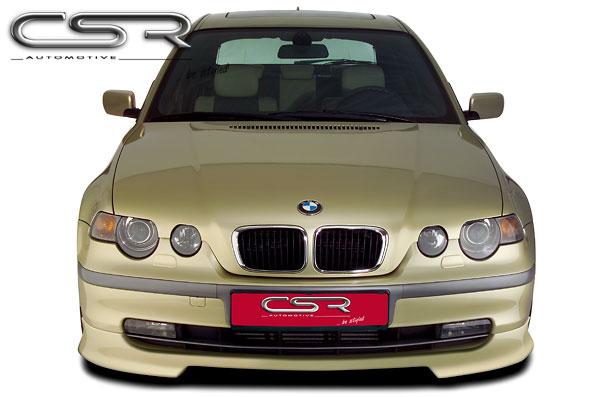 Spoiler Parachoques Frente BMW E46 Compact csr