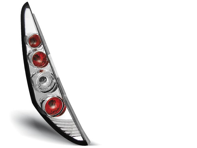 FIAT PUNTO 2 10.99-06.03  farolins lexus cromado