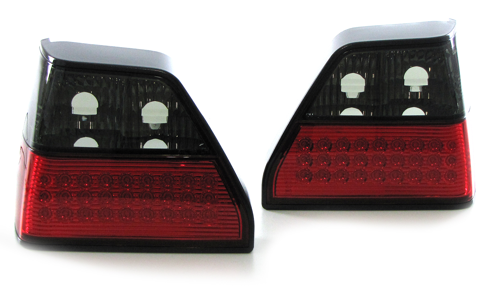 VW Golf 2 Farolins Led fumado