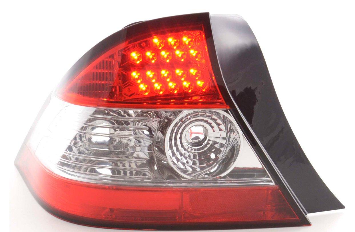 Honda Civic Coupe  EM2 04-05 farolins led