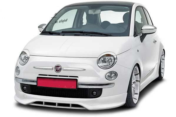Spoiler Frente Fiat 500