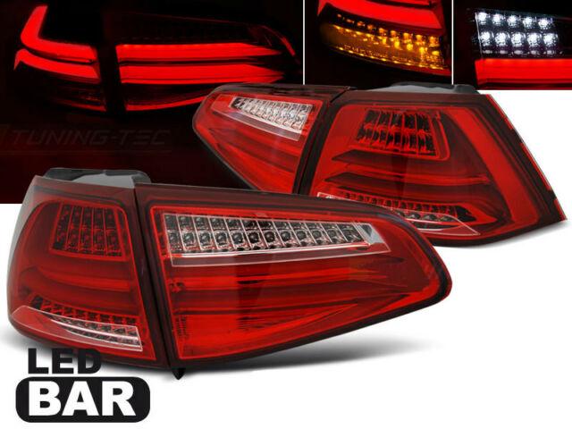 VW Golf 7 Farolins LED BAR