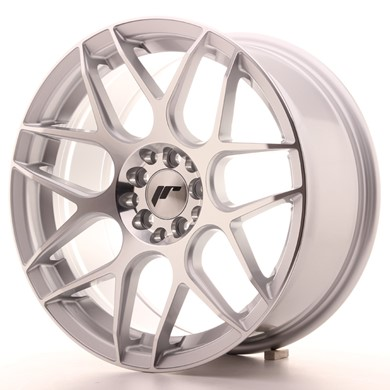 Japan Racing JR18 Cinza 17x9 ET35 5x100/114