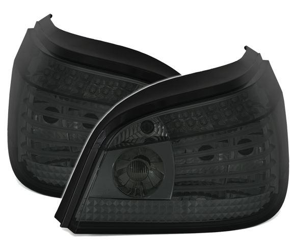 BMW E60 Farolins Fumado LED sem piscas LED