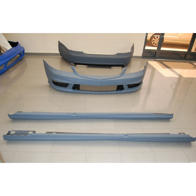 KIT DE CARROCERIA MERCEDES W221 LOOK S65 ABS