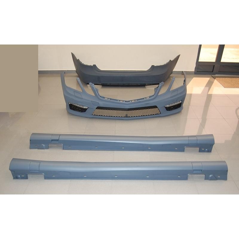 KIT DE CARROCERIA MERCEDES W212 LOOK AMG