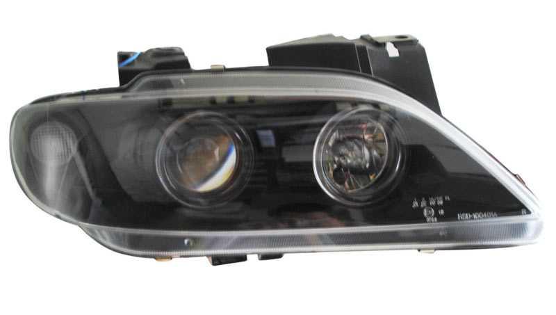 Citroen Xsara 1º modelo Angel eyes preto