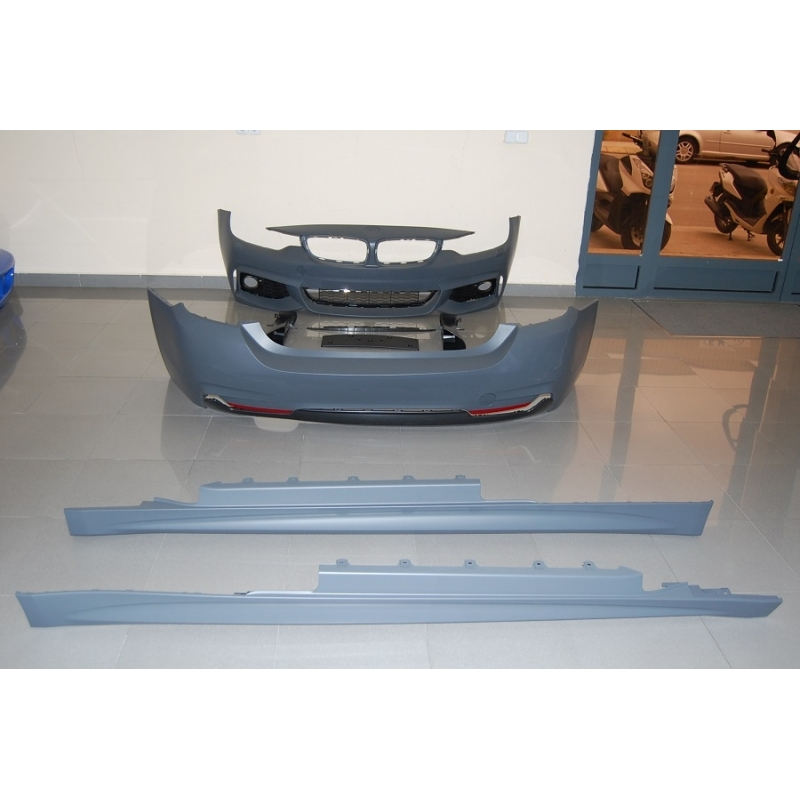 Kit completo BMW F32 Look M-Tech