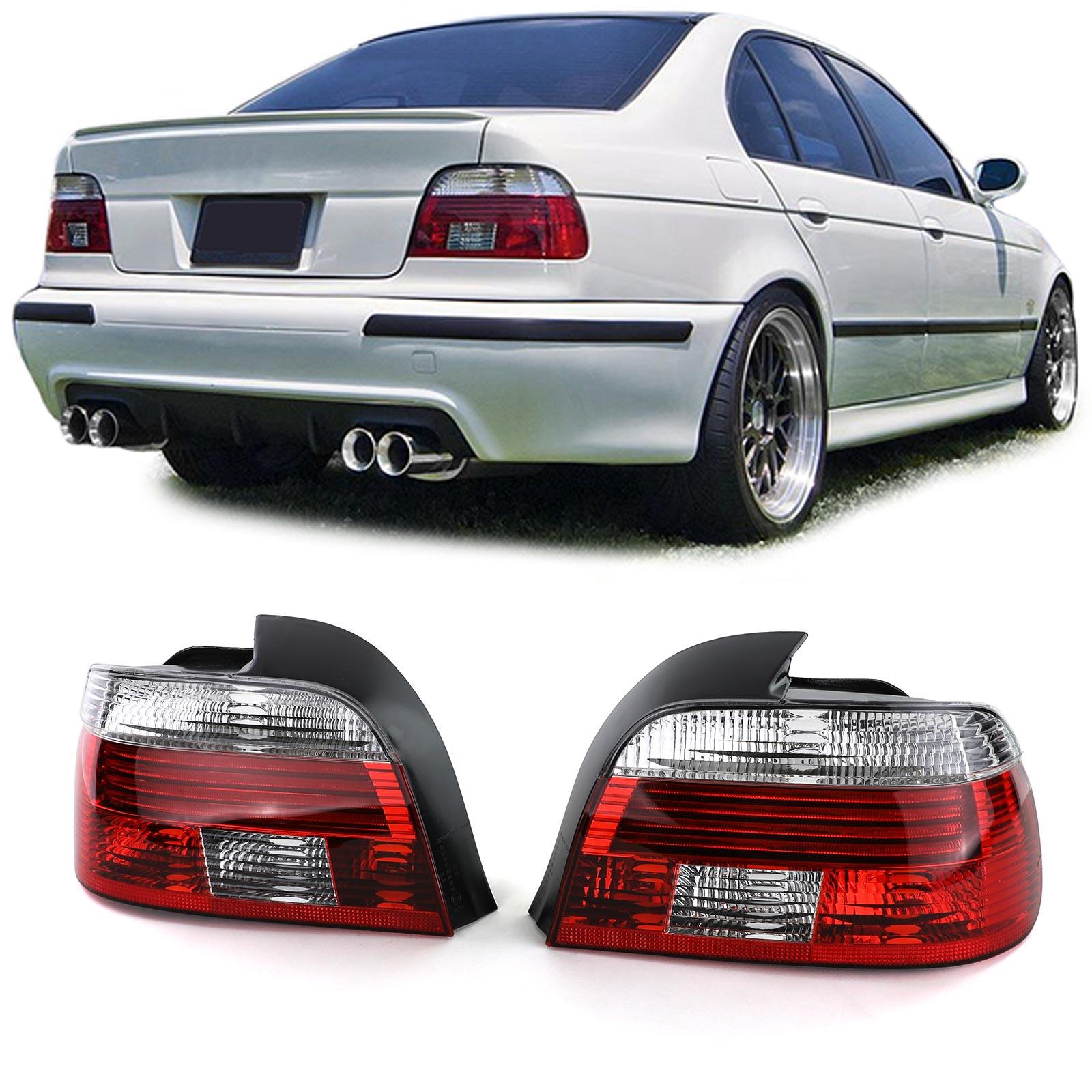 BMW E39 2000-2003 farolins cristal