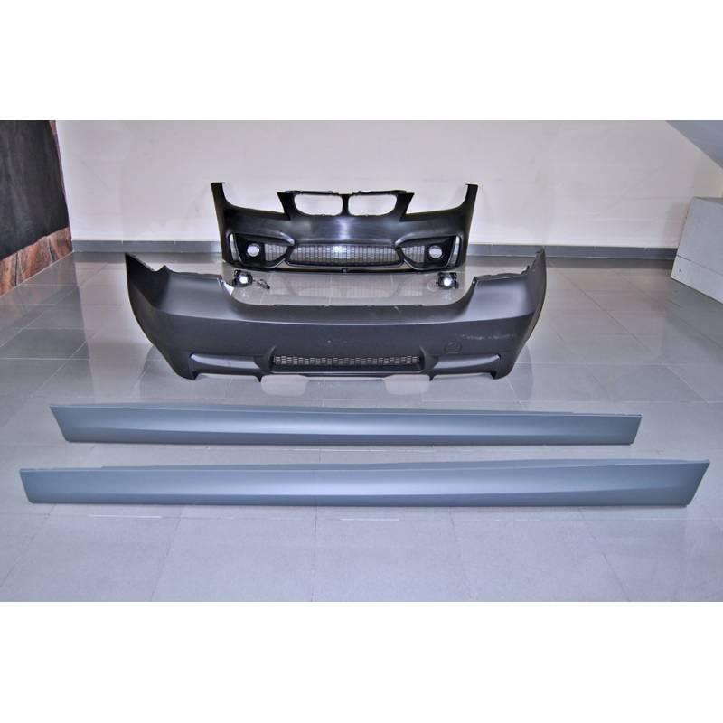 Kit De Carrocería BMW E90 / E91 LCI 2008 - 2011 Look M4