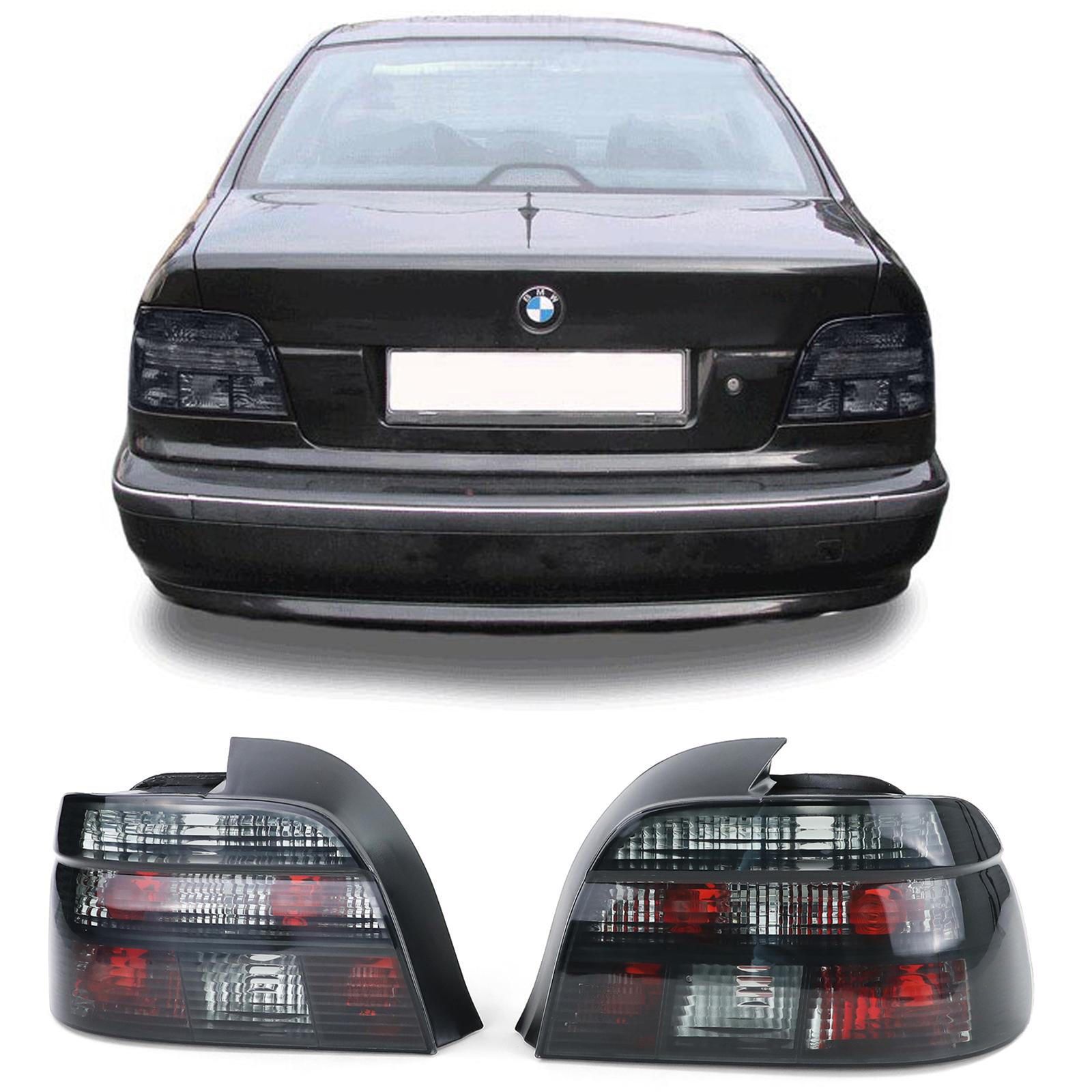 BMW E39 95-2000 farolins cristal fumado