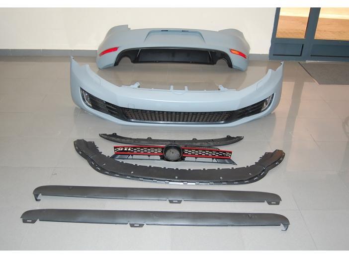 Kit Completo GTI para Golf 6 todos modelos