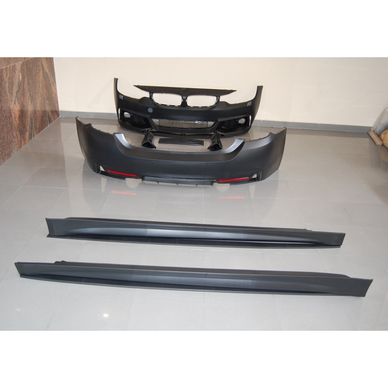 KIT DE CARROCERIA BMW F36 LOOK M PERFORMANCE