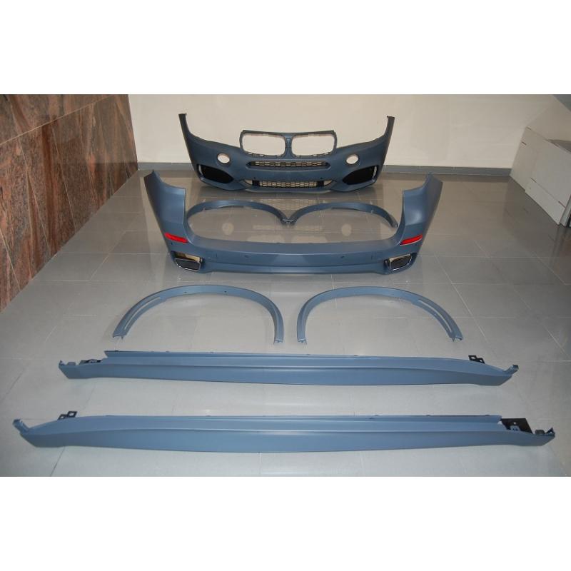 KIT DE CARROCERIA BMW X5 F15 LOOK MTECH ABS