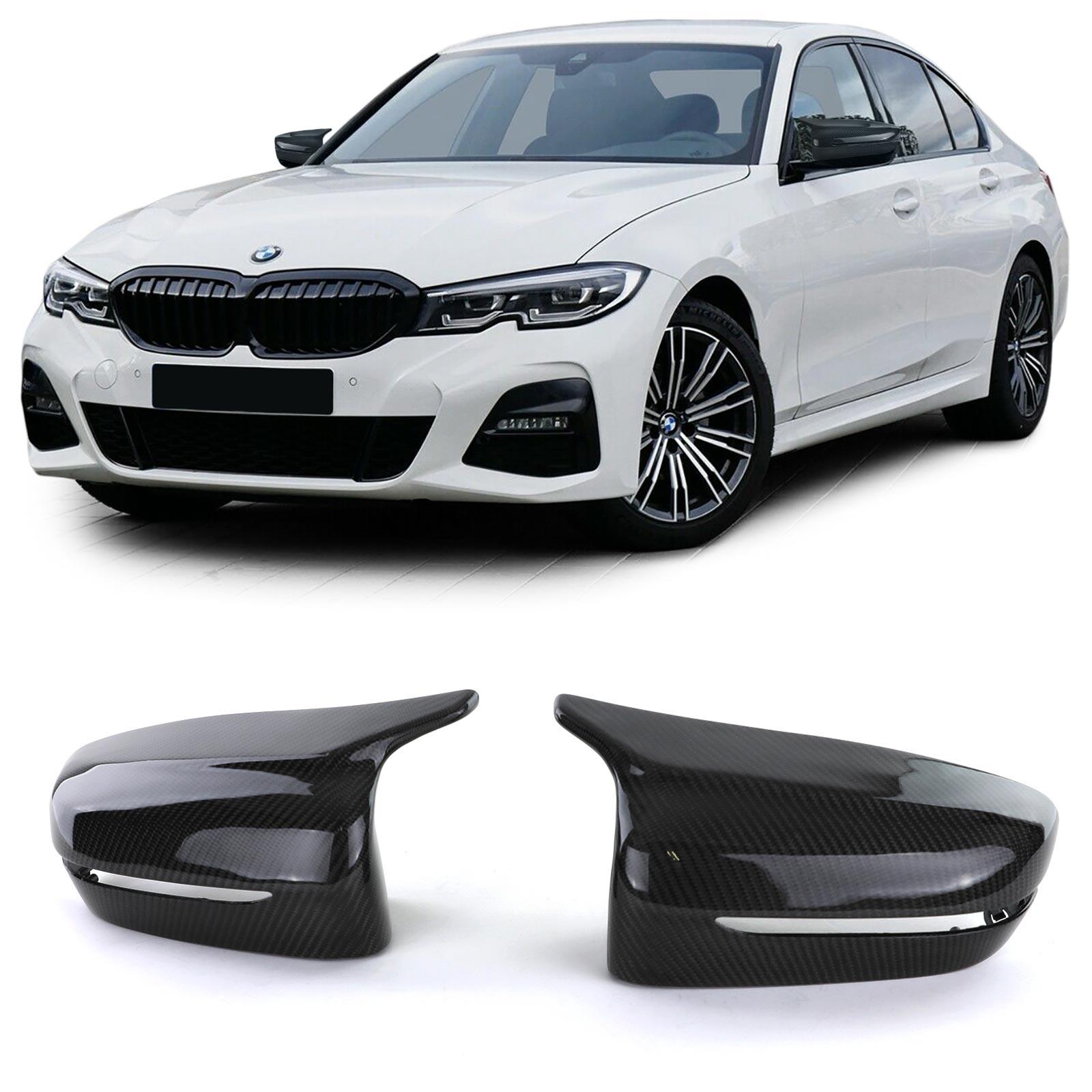 BMW G20/21 cobertura espelhos carbono