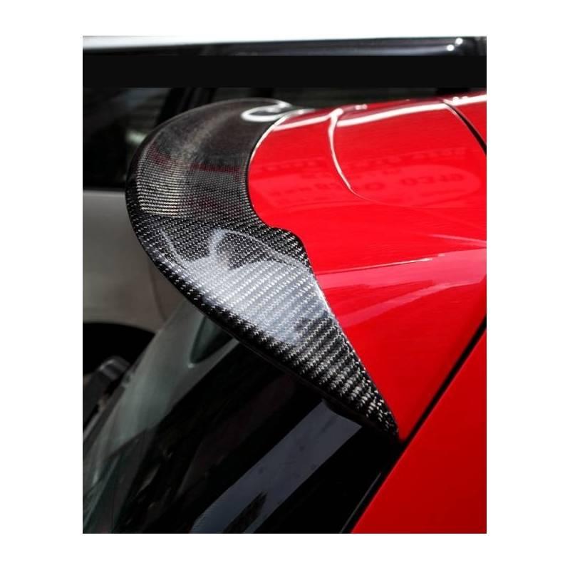 Aileron VW Golf 6 GTI em carbono