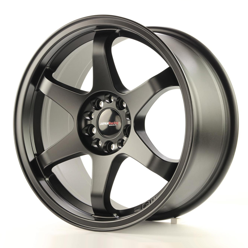 Japan Racing JR3 18x9 preto 5x114/120 ET15