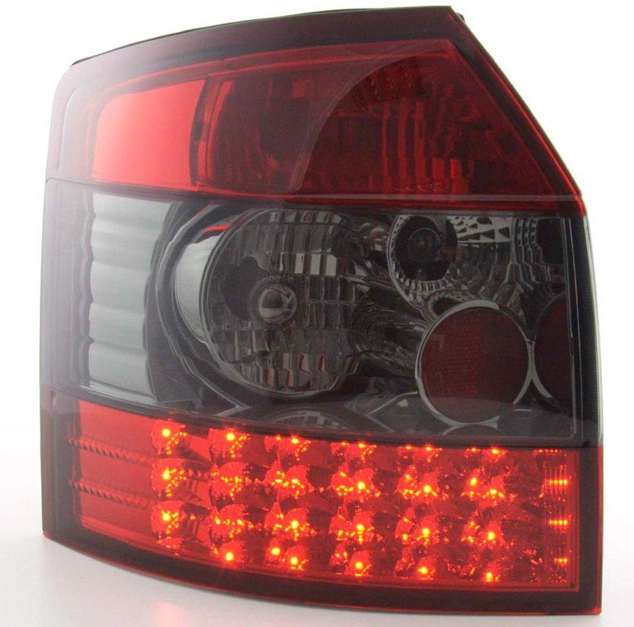 Audi A4 B6 Avant Farolins  LED fumado