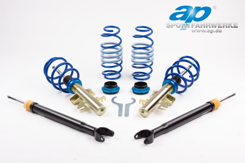 BMW E46 Coilovers AP