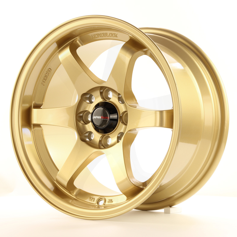 Japan Racing JR3 Dourado 16x8