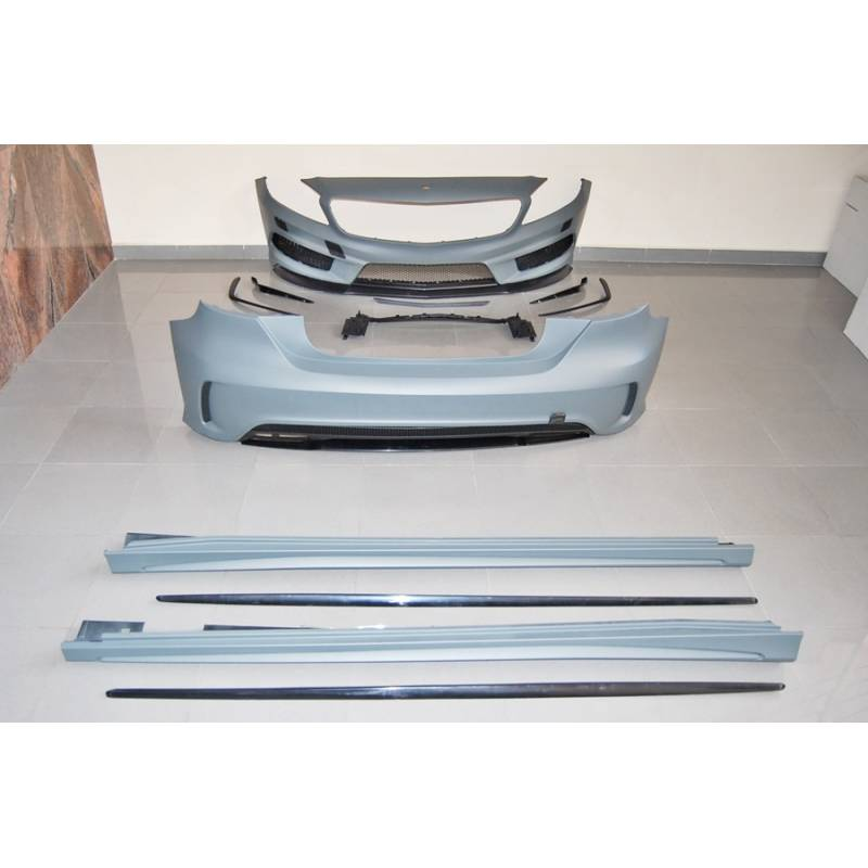Kit Carroceria Mercedes W176 A45 2012-2015 Look AMG