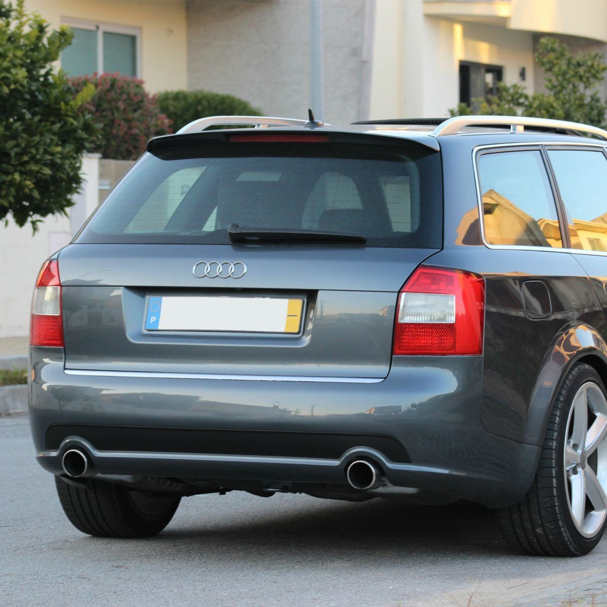 Audi A4 B6 Lim/Avant (00-04) – Spoiler Trás S-Line