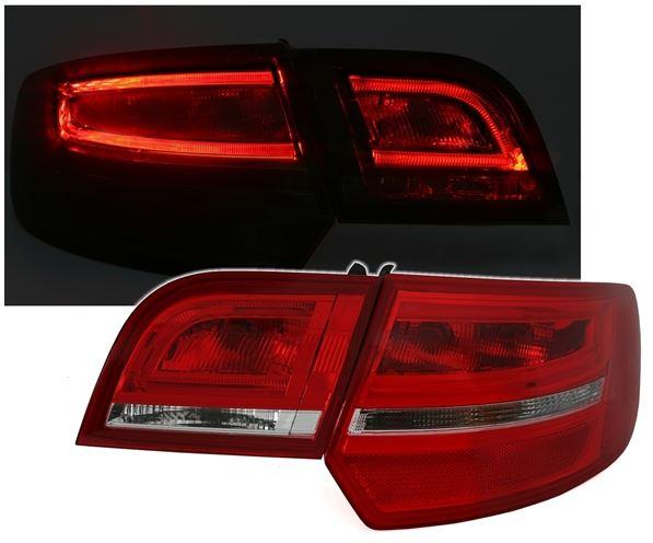Audi A3 8PA Sportback Farolins LED 2004-2008