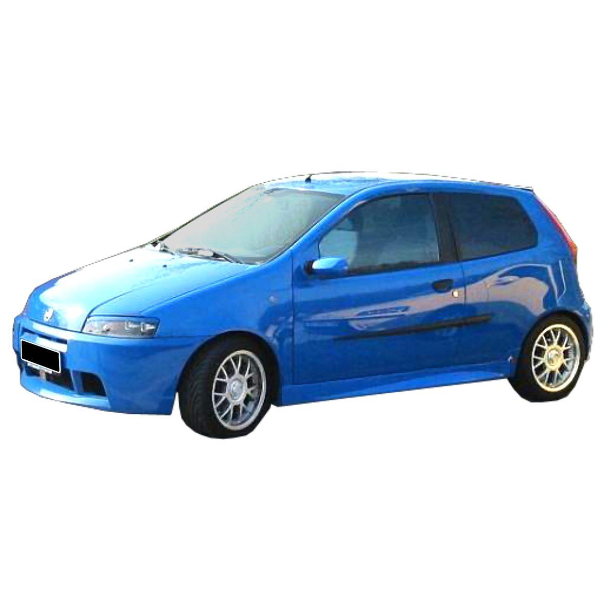 Fiat Punto (99-03) – Embaladeiras Abarth