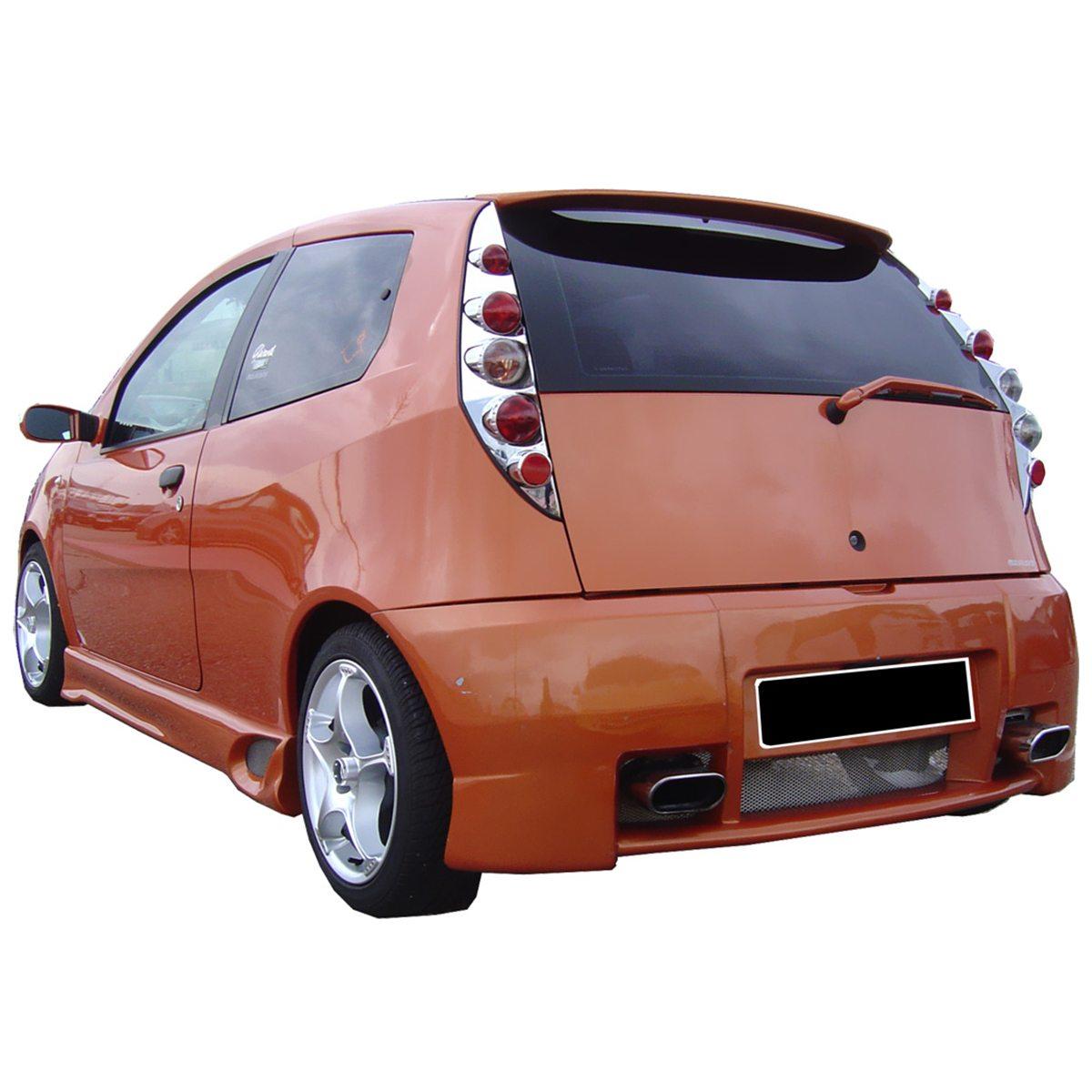 Fiat Punto (99-03) – Para-choques tras RS