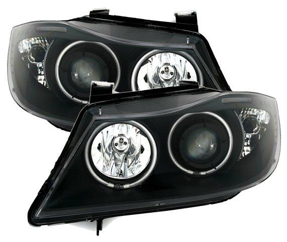 BMW E90 E91 CCFL Angel Eyes