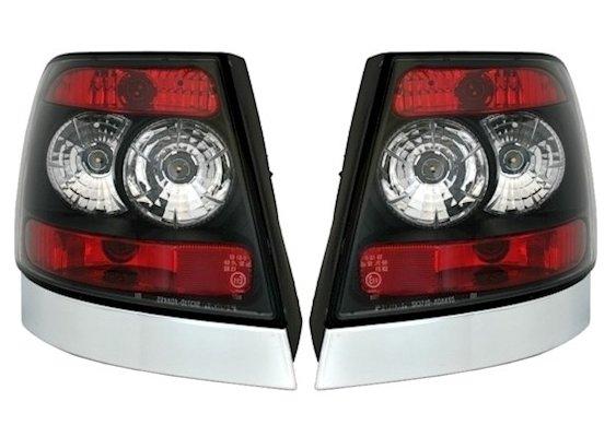 Audi A4 B5  Farolins LExus Preto