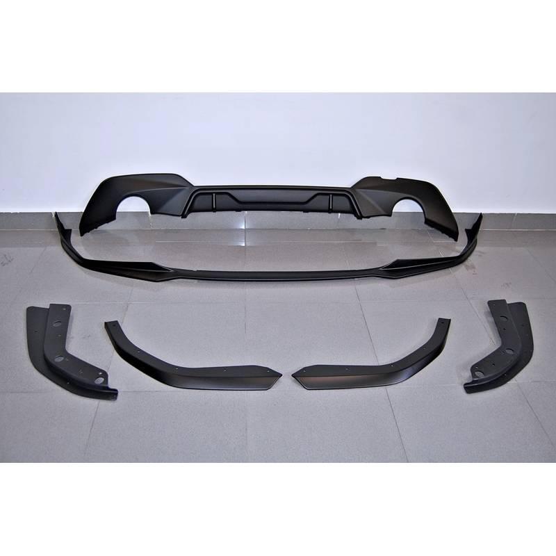 Kit De Carrocería BMW G20 / G21 M-tech Black ABS