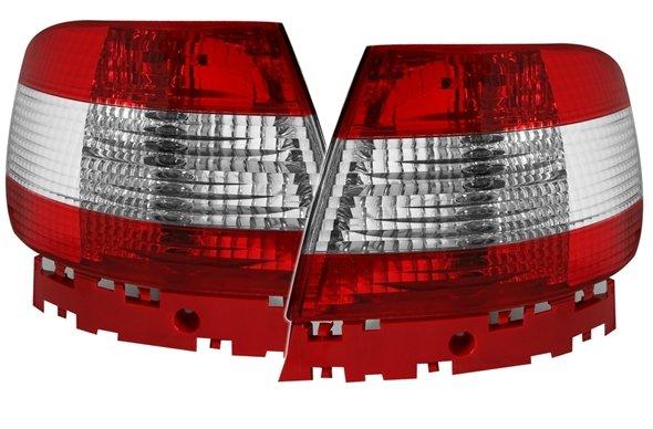 Audi A4 B5  Farolins Cristal