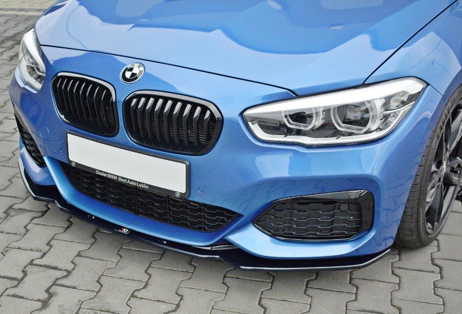 Lip de parachoques frente BMW 1 F20/F21 M-Power FACELIFT
