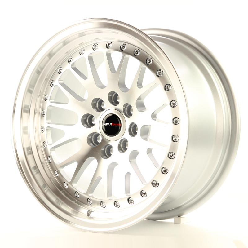 Japan Racing JR10 Branco 15x8 ET20 4x100/114