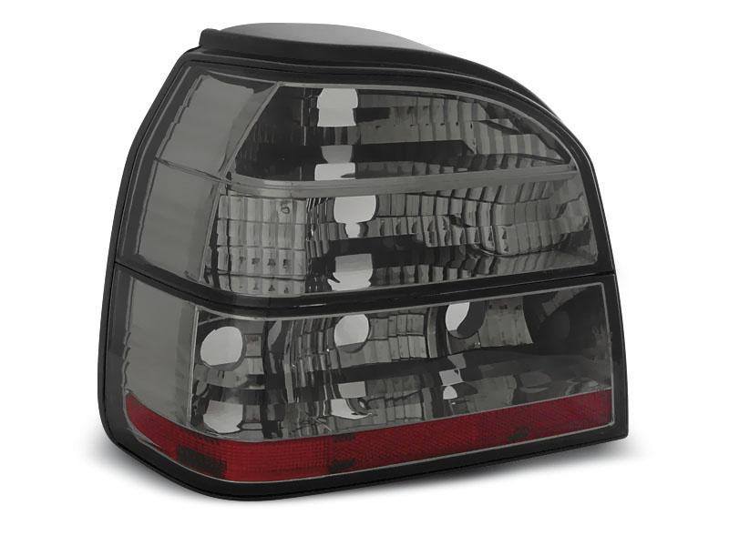VW Golf 3 Farolins cristal fumado