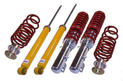 TATechnix Coilover Renault Megane 2