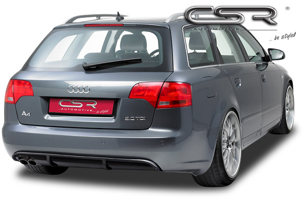 Spoiler Trás Audi a4 B7 Avant