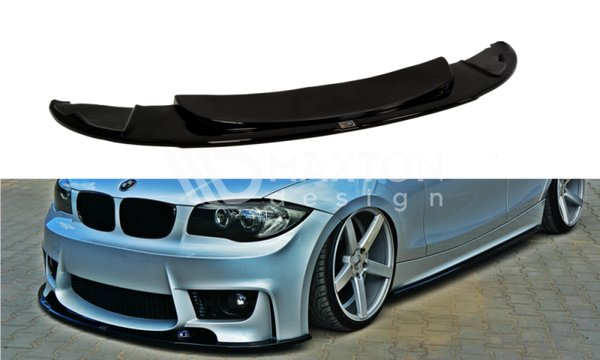 Lip Parachoques Frente 1m BMW Serie 1