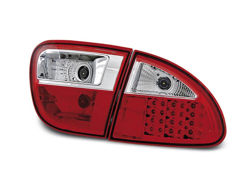 SEAT Leon 1m   farolins LED