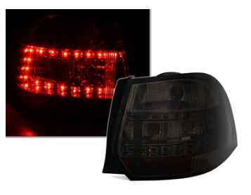 Farolins LED VW golf 5 + 6 Variant Fumados
