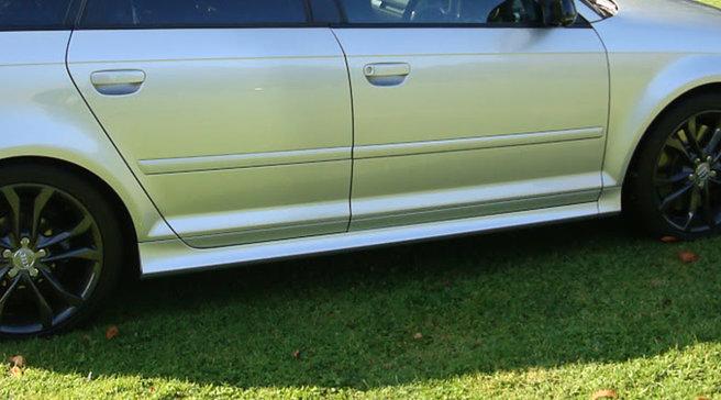 Embaladeiras Audi A3 8P 05-08 S3 SportBack ref.EBF009